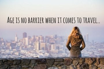 travel quotes by famous travelers