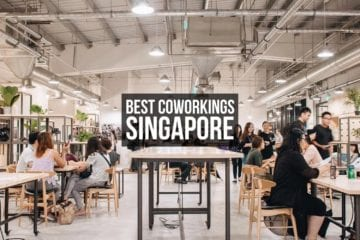 Coworking Spaces Singapore