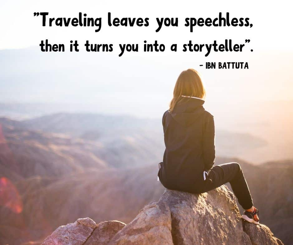 short and inspirational travel quotes
