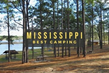 Best Camping Sites Mississippi