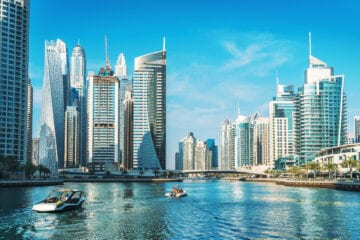dubai ofers free vaccine to digital nomads