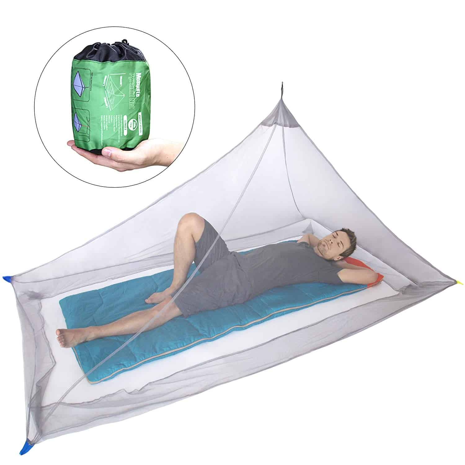 8 Best Travel Mosquito Nets For Backpackers 2019 Comparison