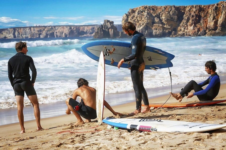 surfing is good for you