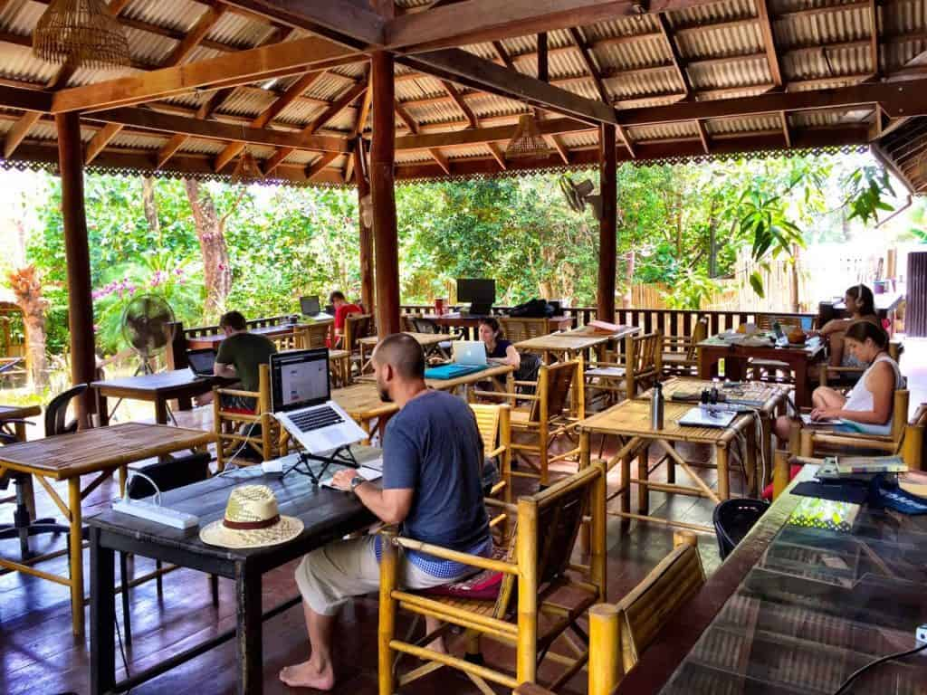 Kohob Coliving Coworking Traveling Lifestyle