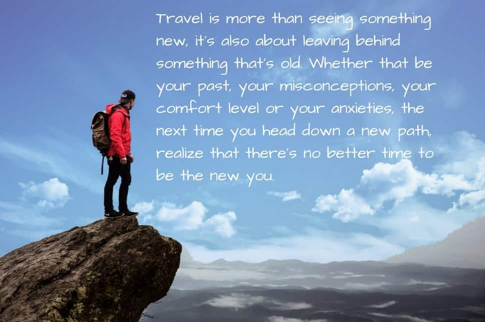 travel quote fro backpackers