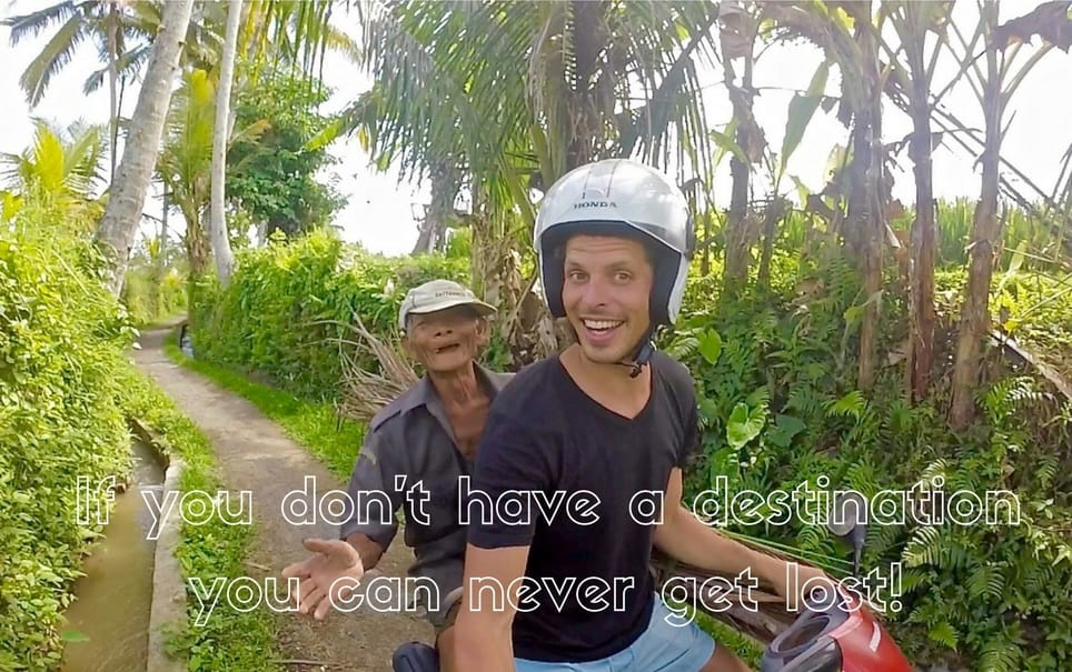 TOM GROND - TRAVEL QUOTE