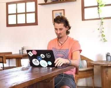 Digital Nomad Life of Viktor Vincej