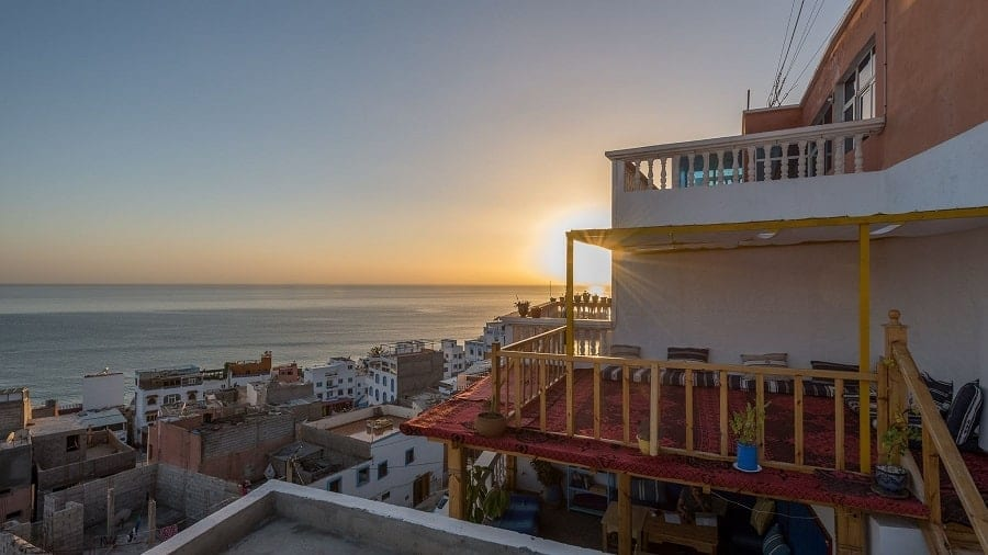 sundesk - best coliving space in morocco