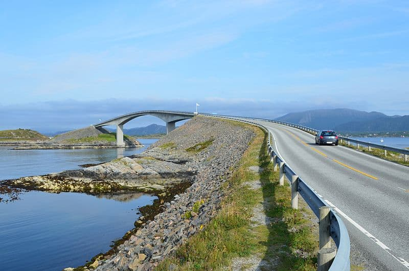 The World's Most Exciting and Dangerous Roads atlantic