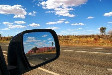 Saving tips on Australian Road Trip