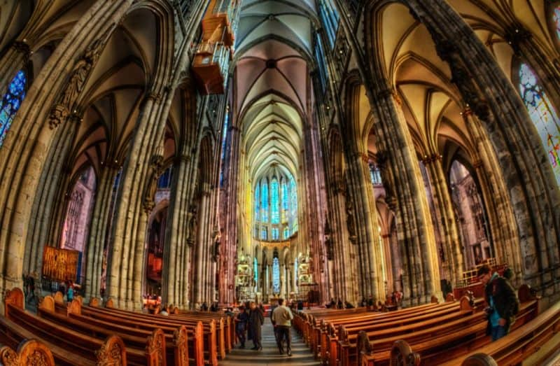 Historical Site Germany - Cologne Cathedral