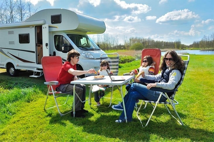 Best Lake RV Campgrounds in America