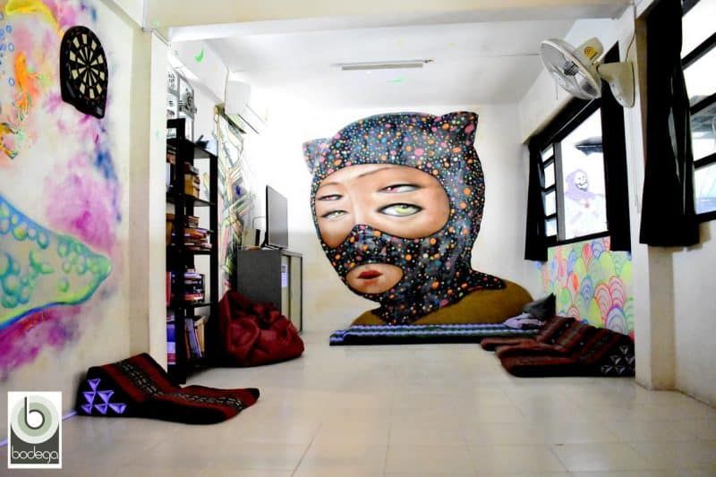 Slumber Party Bangkok Hostel