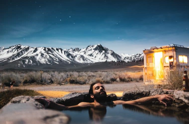 Spring at the Chance: The World's Top Hot Springs with Hotels!