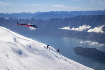 heli skiing north america tips