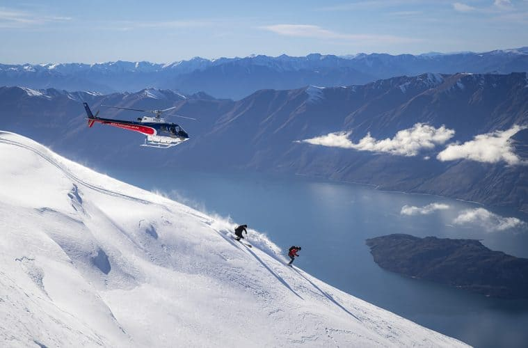 heli skiing north america tips