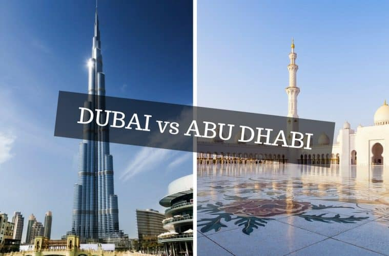Contact Capital One >> Dubai or Abu Dhabi - which one is better to visit? - Traveling Lifestyle