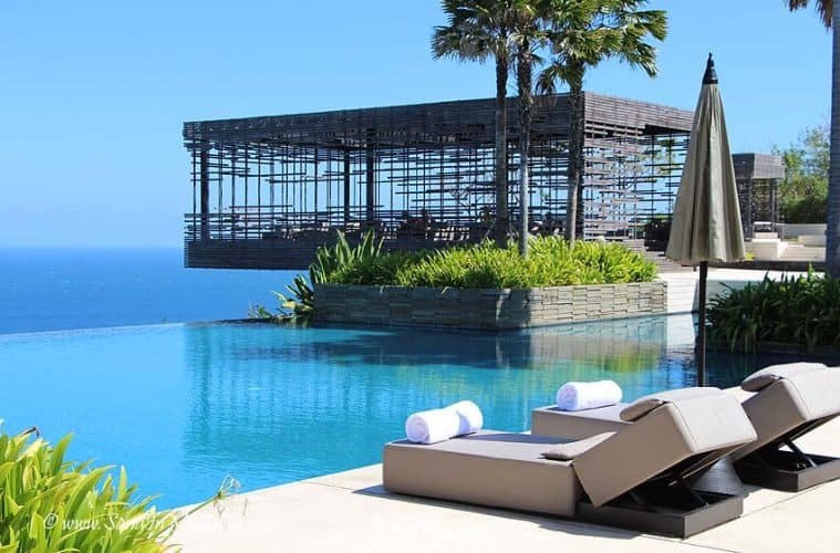 15 most luxurious hotels in bali to visit in 2018 price for Great hotels in bali