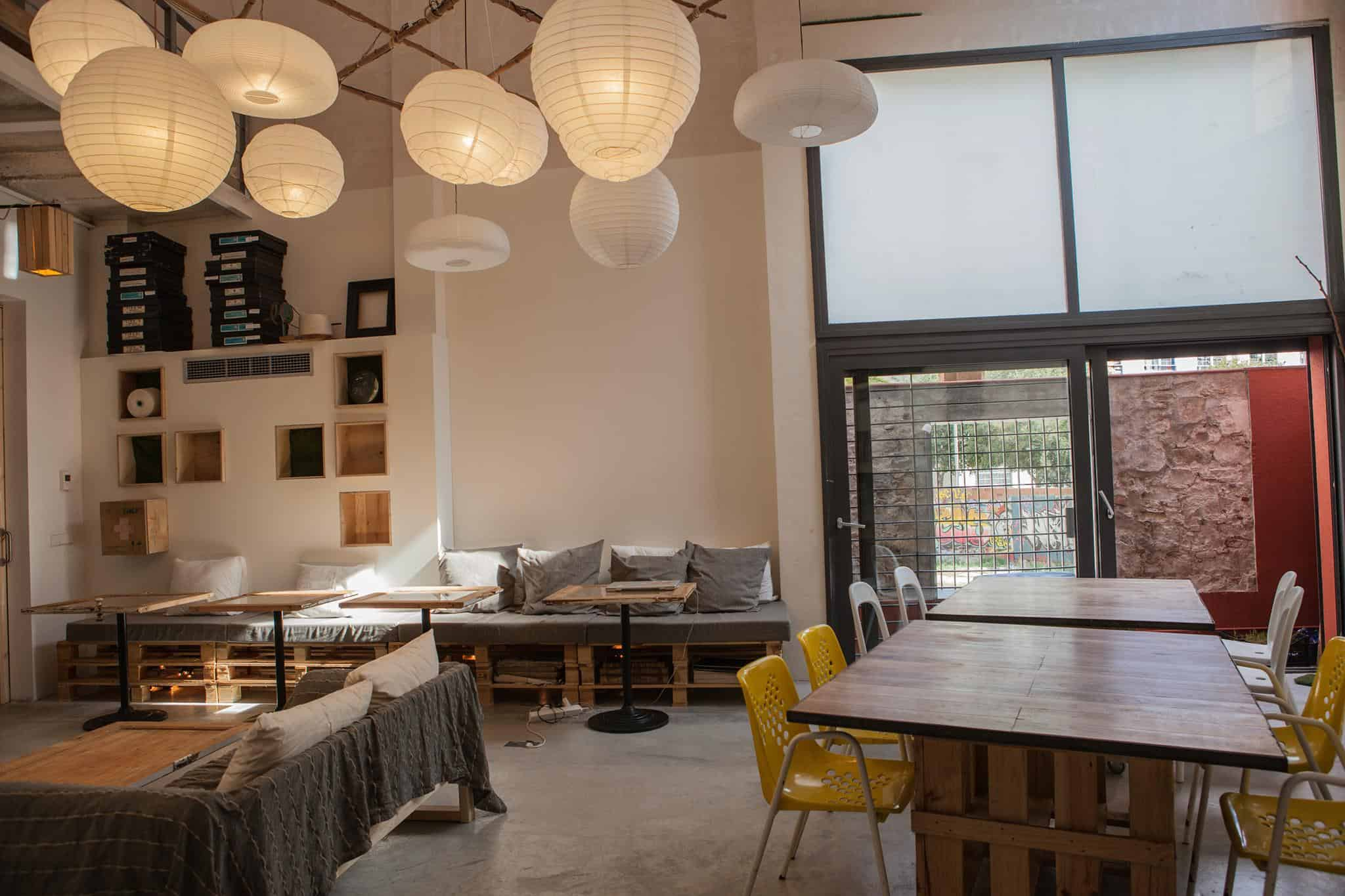 Apocapoc Is The Definition Of An Eco Environment Friendly Co Working Space.  Its A 200 Square Meter Coworking Space With Multifunctional Elements That  Help ...