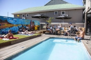 best hostels in cape town