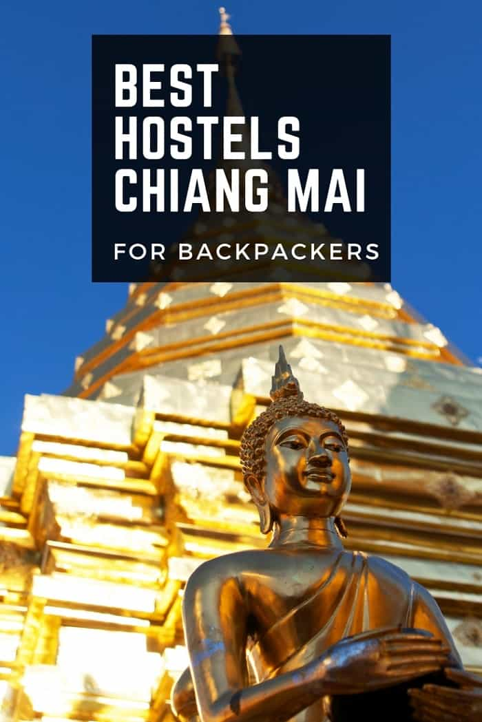 chiang mai hostels for backpackers