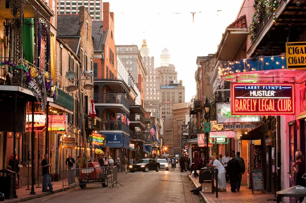 new orleans - off season destination