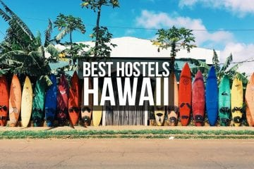 Hawaii Hostels