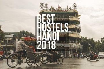 best hostels in hanoi for backpackers