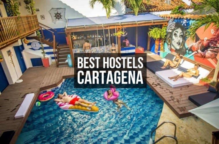 Hostels in Cartagena