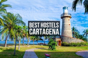 Best Hostels Cartagena