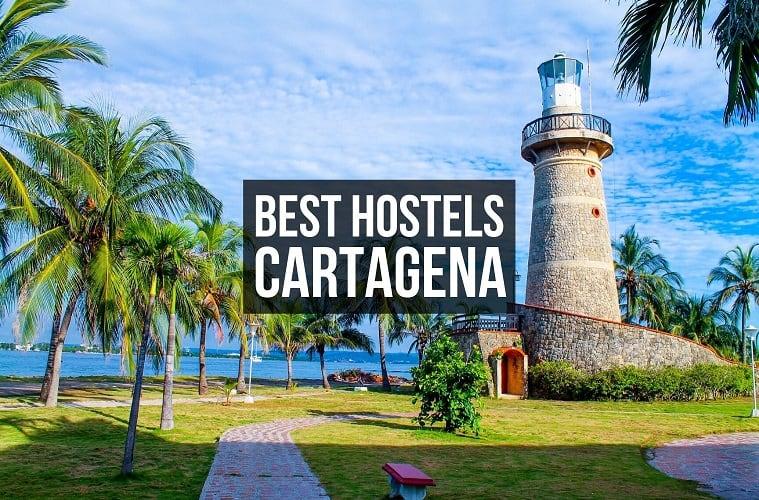 Best Hostels Cartagena