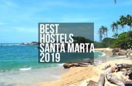 Best Hostels in Santa Marta
