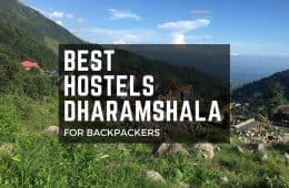BEST HOSTELS DHARAMSHALA