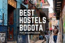 Best Hostels in Bogota