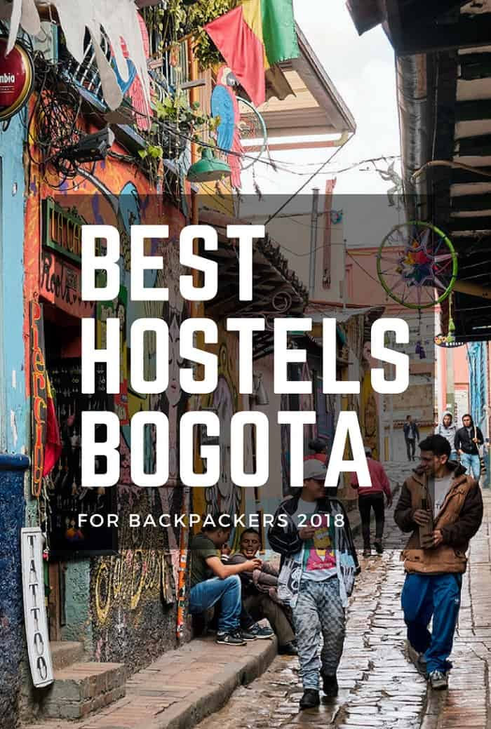 best hostels bogota for backpackers