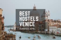 best hostels venice