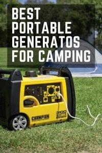 bet generators for camping
