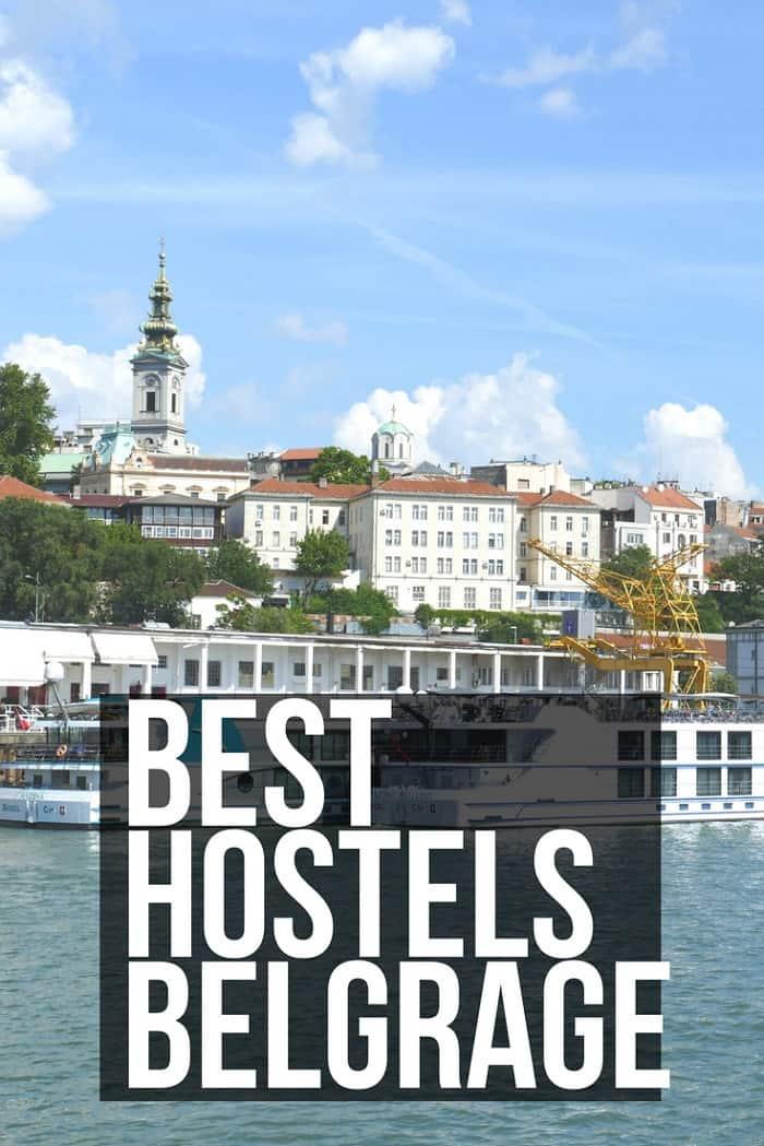 belgrade hostels for backpackers