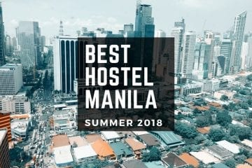 hostels manila
