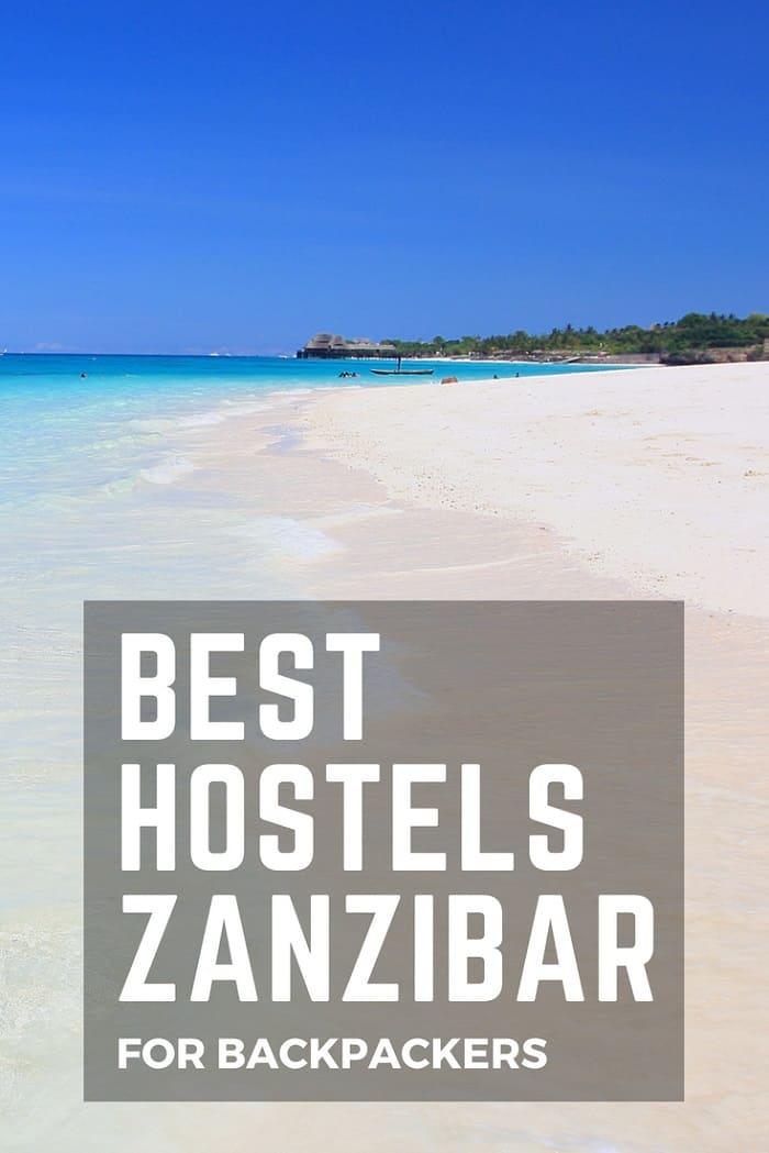best hostels in zanzibar for backpackers