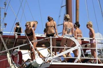 booze cruises europe