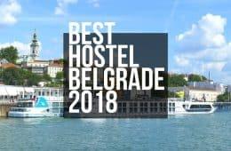 best hostels belgrade