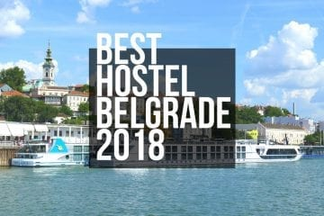 best hostels belgrade