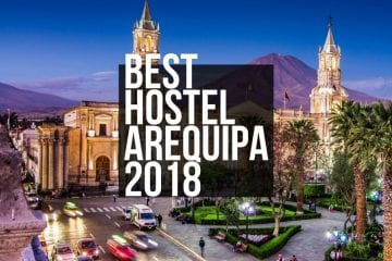 best hostels in arequipa