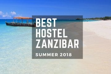 best hostels in zanzibar