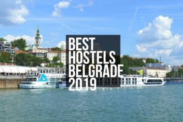 Best Hostels in Belgrade