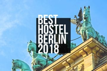 Hostels in Berlin For Backpackers