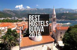 Best Hostels in Budva