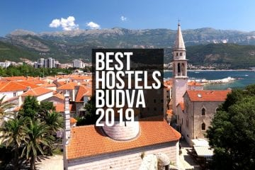 Best Hostels in Budva