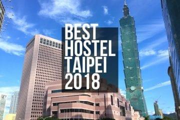 Best Hostels in Taipei